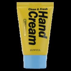 Крем для рук с манго EUNYUL CLEAN & FRESH APPLE MANGO HAND CREAM 50г