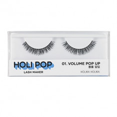 Накладные ресницы HOLI POP LASH MAKER 01 VOLUME POP UP Holika Holika