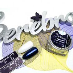 Serebro, Пигмент-втирка с синим отливом