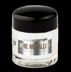 Пигмент PROMAKEUP laboratory PURE METALLIC 12 серебро 2г