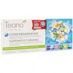 Teana, Сыворотка для лица «Суперувлажнение А6», 10х2 мл