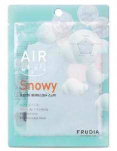 Маска обновляющая кремовая Frudia Air Mask 24 Snowy 25 мл