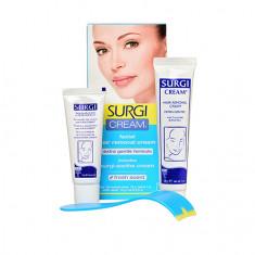 Surgi, Набор для удаления волос Cream Facial Hair Removal