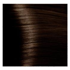 KAPOUS NA 4.83 краска для волос, коричневый анис / Magic Keratin 100 мл