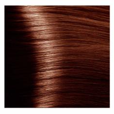 KAPOUS NA 7.4 краска для волос, медный блонд / Magic Keratin 100 мл