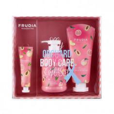 подарочный набор для тела с экстрактом персика frudia orchard body care gift set peach lover
