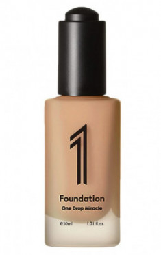 Тональная основа для лица 1 Foundation One Drop Miracle Air Tint оттенок #Y24