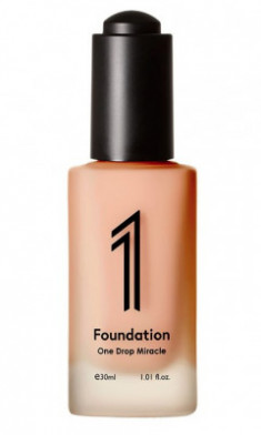 Тональная основа для лица 1 Foundation One Drop Miracle Air Tint оттенок #Y23