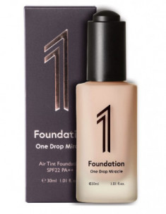 Тональная основа для лица 1 Foundation One Drop Miracle Air Tint оттенок #P21