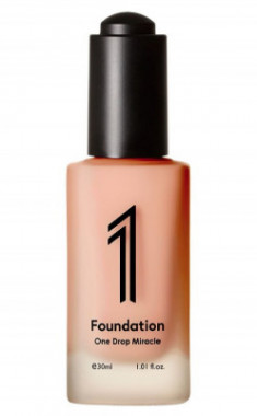 Тональная основа для лица 1 Foundation One Drop Miracle Air Tint оттенок #P23