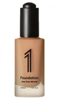 Тональная основа для лица 1 Foundation One Drop Miracle Air Tint оттенок #Y25