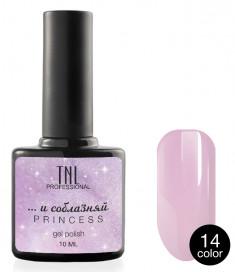 TNL PROFESSIONAL 14 гель-лак для ногтей / Princess color 10 мл