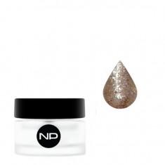 Nano professional, гель цветной для ногтей, 5301, солнце, 6 мл