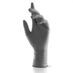 перчатки nitrimax нитриловые неопудренные серые xs 100шт ARCHDALE