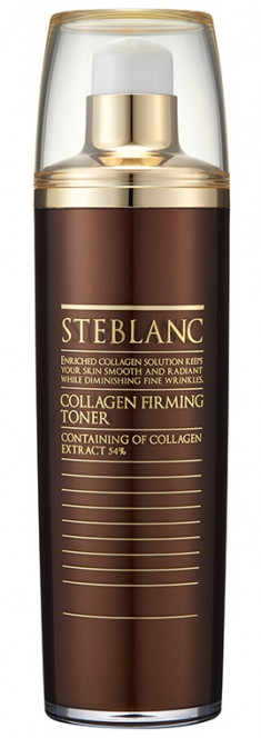 STEBLANC Тонер лифтинг с коллагеном для лица / Collagen Firming Toner 115 мл