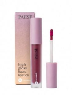 Помада жидкая PAESE High gloss liquid lipstick NANOREVIT 54 Sorbet