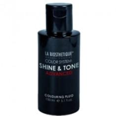 La Biosthetique Shine and Tone - Краситель прямой тонирующий, тон 4.0 шатен, 150 мл