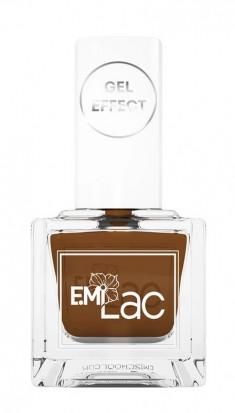 E.MI 013 лак ультрастойкий для ногтей, Кофейный ликер / Gel Effect 9 мл