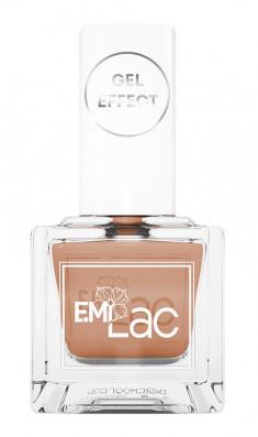 E.MI 010 лак ультрастойкий для ногтей, Жареный миндаль / Gel Effect 9 мл