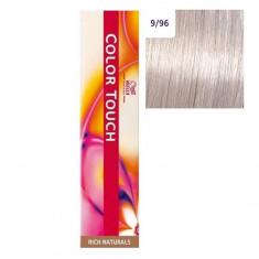 Wella Color Touch Тонирующая крем-краска без аммиака 9/96 очень светлый блонд сандрэ фиолетовый 60мл