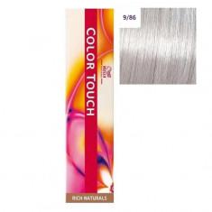 Wella Color Touch Тонирующая крем-краска без аммиака 9/86 очень светлый блонд жемчужно-фиолетовый 60мл