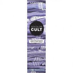 Matrix Socolor Cult permanent Стойкая крем-краска Выцветший Деним 85мл