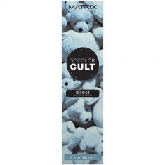 Matrix Socolor Cult direct Краситель прямого действия Пыльный Голубой 118мл