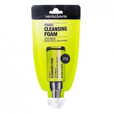 Veraclara Premier Cleansing Foam Пенка очищающая для умывания лица 27г