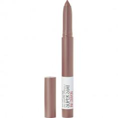 Maybelline Помада-стик для губ SuperStay Ink Crayon оттенок 10