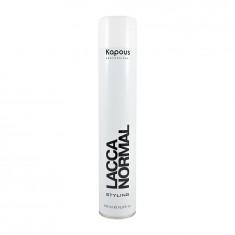 KAPOUS Лак аэрозольный для волос нормальной фиксации 500 мл