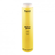 Kapous Brilliants gloss Блеск-шампунь для волос 250 мл