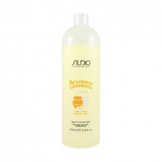 Kapous Aromatic Studio Бальзам для всех типов волос Молоко и мёд 1000 мл