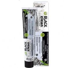 Зубная паста Отбеливание+антибактериальная защита Black Clean ВИТЭКС