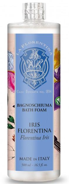 LA FLORENTINA Пена для ванны Флорентийский ирис / Florentina Iris 500 мл