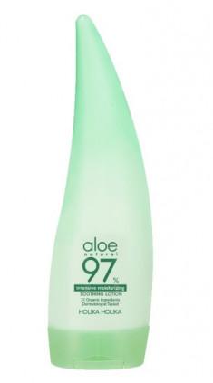 HOLIKA HOLIKA Лосьон для лица и тела экстрактом алоэ / Aloe 97% Soothing Lotion Emulsion 240 мл