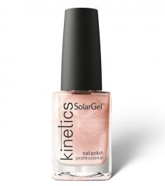 KINETICS 486 лак профессиональный для ногтей / SolarGel Polish Blank Space 15 мл