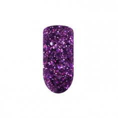 IRISK PROFESSIONAL 66 гель-лак для ногтей / IRISK Glossy Platinum, 5 мл