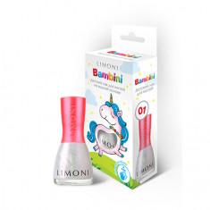 LIMONI, Лак для ногтей Bambini №01