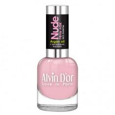 Alvin D'or, Лак-гель Nude №16