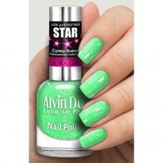 Alvin D'or, Лак Star №6111