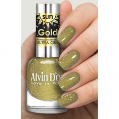 Alvin D'or, Лак Sun Gold, тон 6416