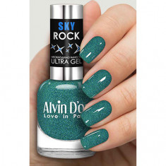 Alvin D'or, Лак Sky Rock, тон 6514