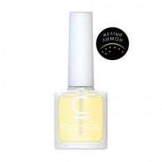 Cosmolac, Масло для кутикулы №5, Желтый лимон, 7,5 мл