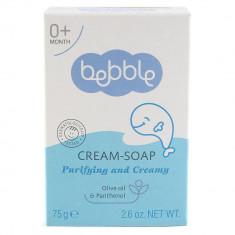 Bebble cream-soap крем-мыло твердое с экстрактом лаванды 75г