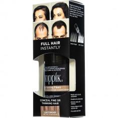 Toppik Пудра-загуститель для волос Светло-каштановый 12г