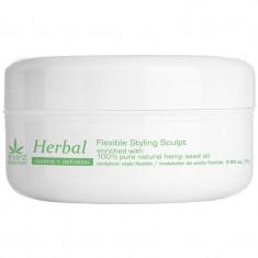 Hempz Паста растительная моделирующая пластичной фиксации Здоровые волосы 75гр