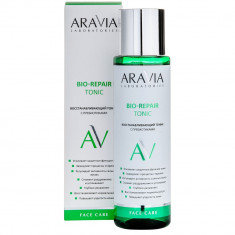 Aravia Laboratories Тоник восстанавливающий с пребиотиками bio-repair tonic 250мл Aravia professional