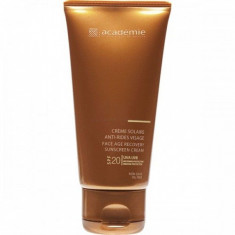 Academie Солнцезащитный регенерирующий крем для лица SPF20 Face Age Recovery Sunscreen Cream 50мл