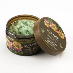 Ecolatier GREEN Скраб-пилинг для тела Гладкость и Красота Кактус 300г