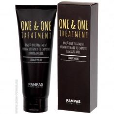 Pampas Тритмент для глубокого восстановления волос One & One treatment 220мл
